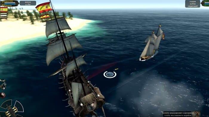 The Pirate: Plague of the Dead игры про корабли на пк