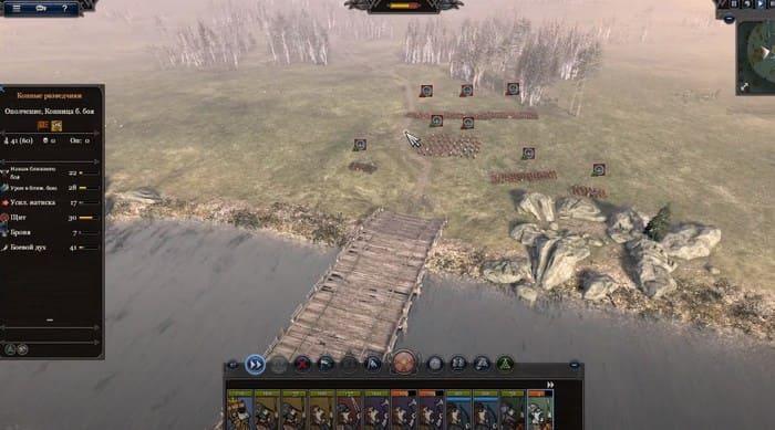 Total War: Thrones of Britania игры про викингов на пк