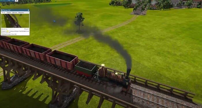 Train Fever игры про бизнес