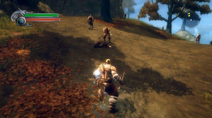 Viking: Battle for Asgard игры про викингов на пк