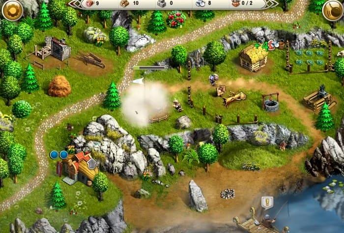 Viking Saga игры про викингов на пк