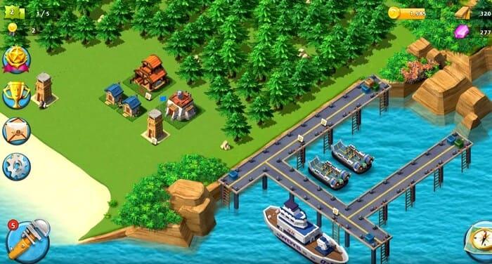 War of Beach про корабли на пк