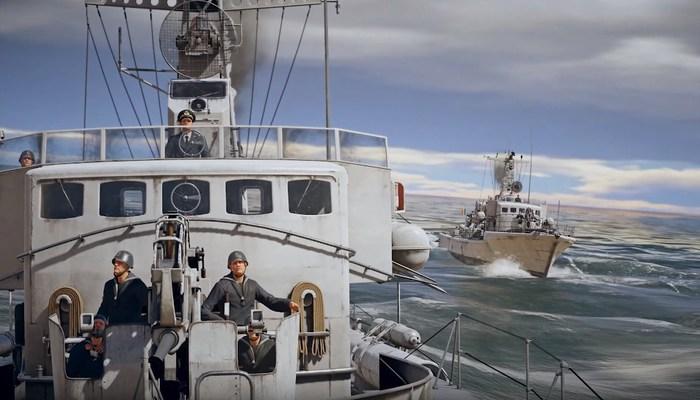 War Thunder игры про корабли второй мировой войны