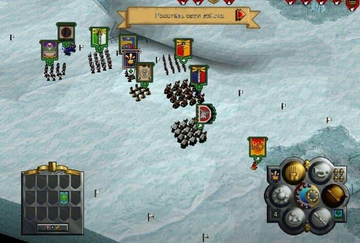 Warhammer: Dark Omen про наёмников
