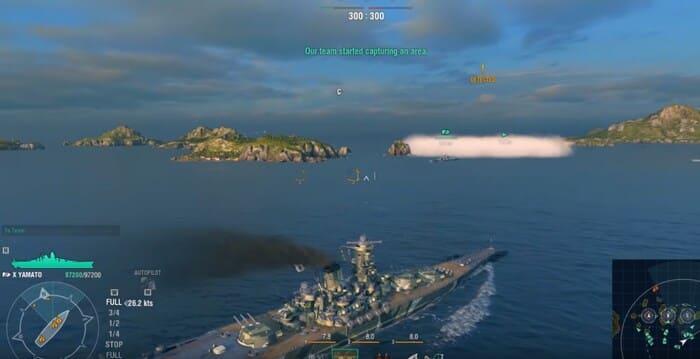 WORLD OF WARSHIPS про корабли на пк