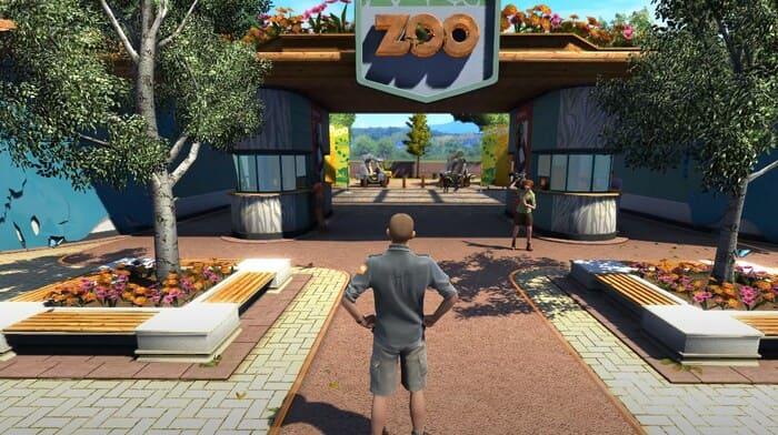 Серия Zoo Tycoon игры на пк