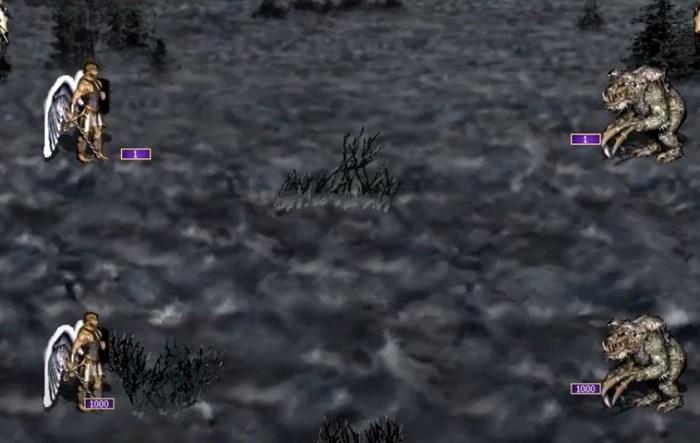 Бегемот Heroes of Might and Magic III