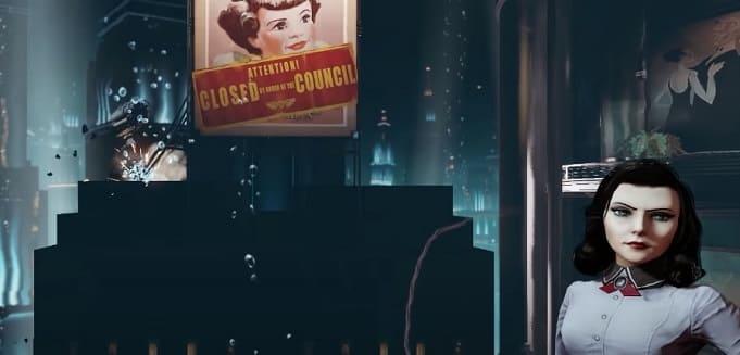 Bioshock — великолепные игры о подводном городе Восторг и его обитателях