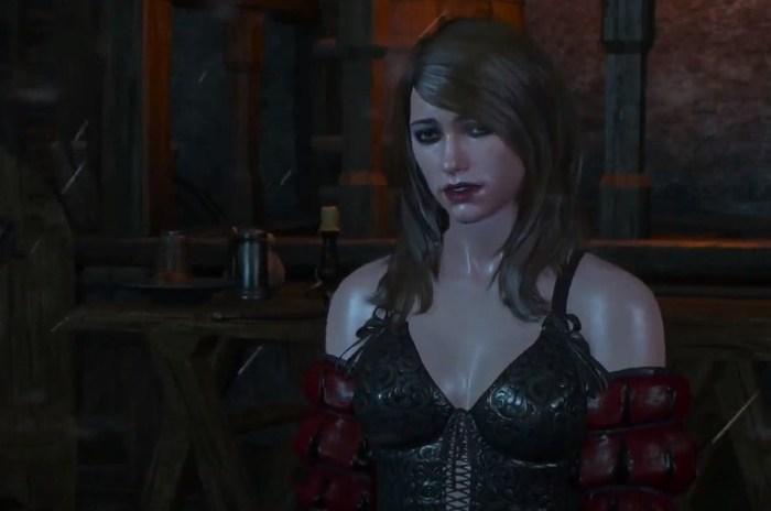 Бордель Хромоножки Катарины ведьмак 3