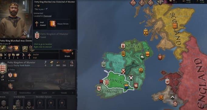 Crusader Kings 3 выйдет первого сентября