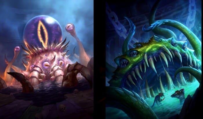 Древние Боги. World of Warcraft