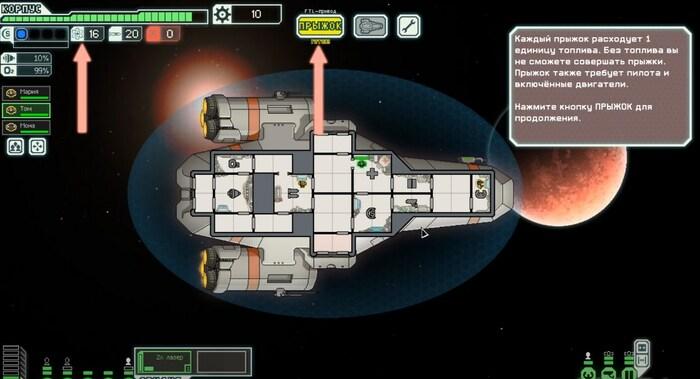 FTL: Faster Than Light игры про космические сражения на пк
