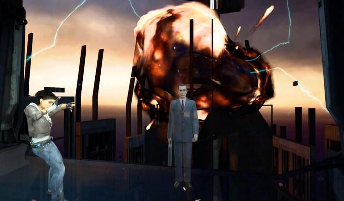 G-man. Вселенная Half-Life
