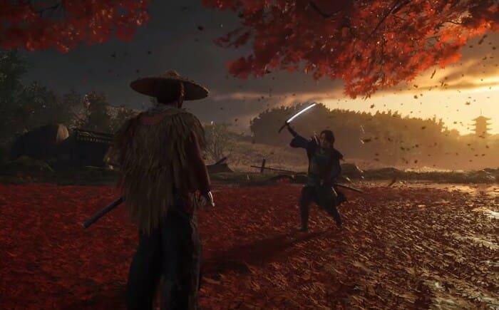 Ghost of Tsushima игры про самураев