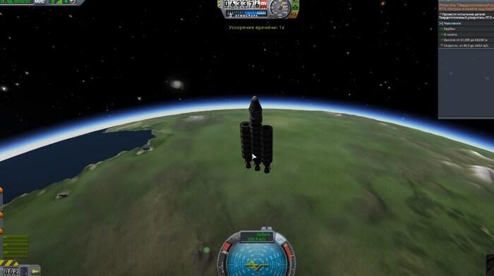 Kerbal Space Program игры про космос на пк