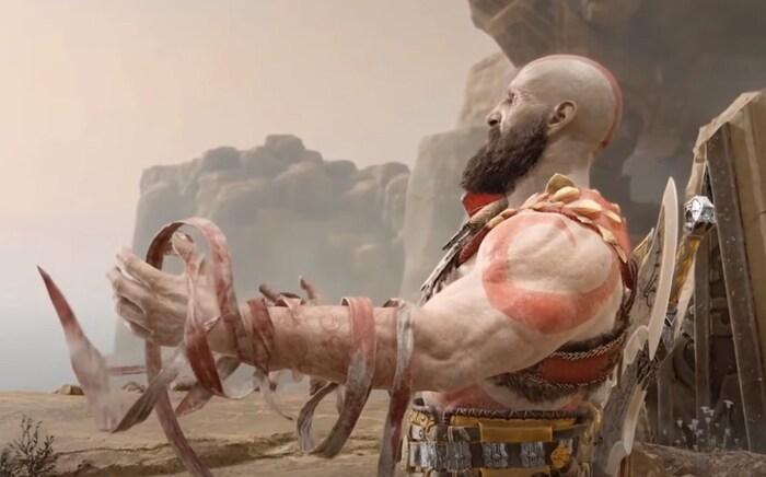 Кратос. Серия God of War