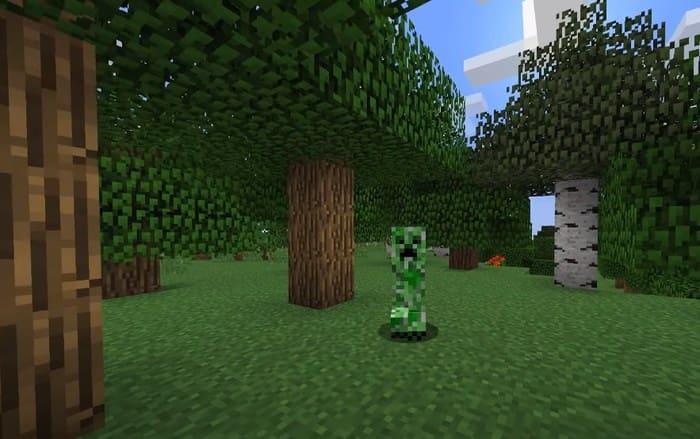 Крипер Minecraft