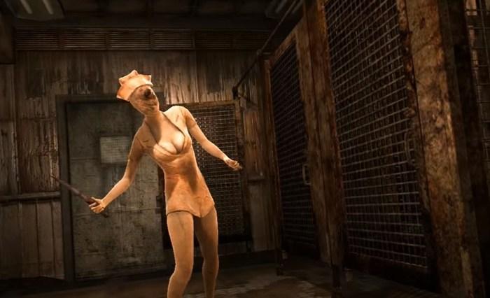 Медсестра Silent Hill