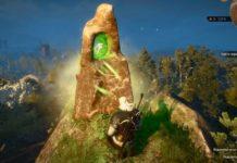 места силы в ведьмак 3