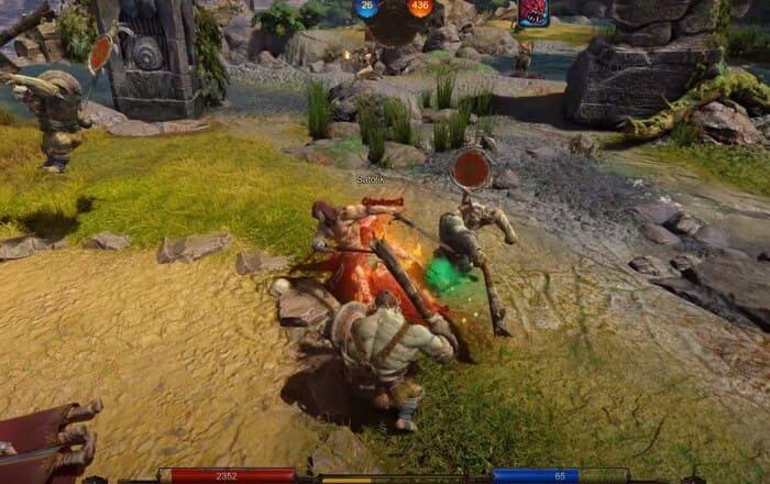 Panzar: Forged by Chaos игры про орков на пк