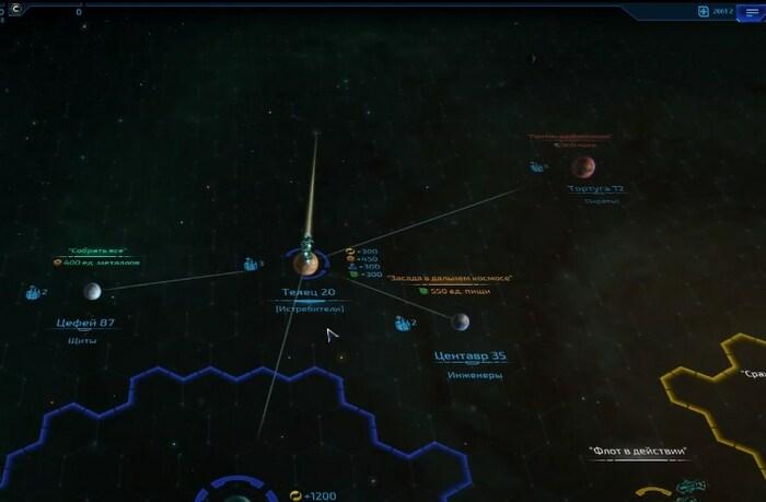 Sid Meier's Starships игры про космические корабли
