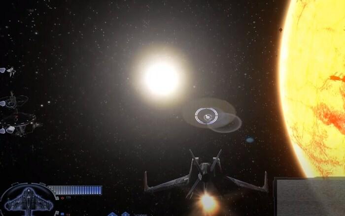 Space Force: Rogue Universe игры про космос на пк