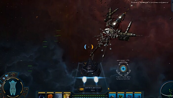 Starpoint Gemini стратегия про космос на пк