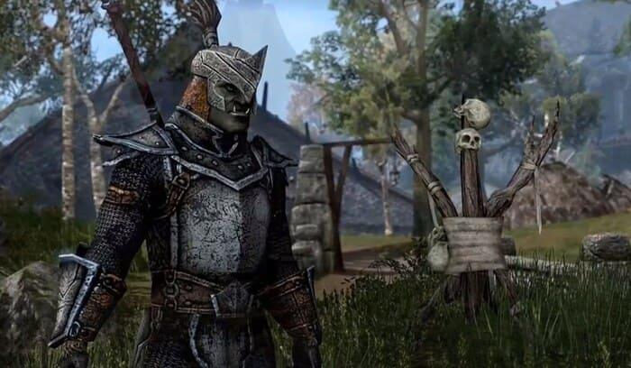 The Elder Scrolls игры про орков на пк