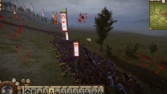 Total War: Shogun 2 игры про самураев