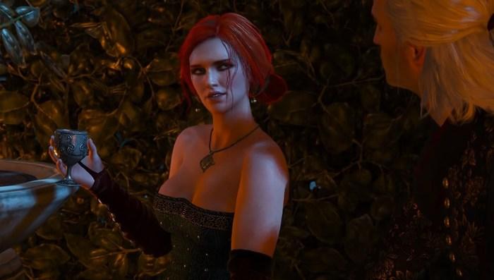 Трисс Меригольд роман ведьмак 3