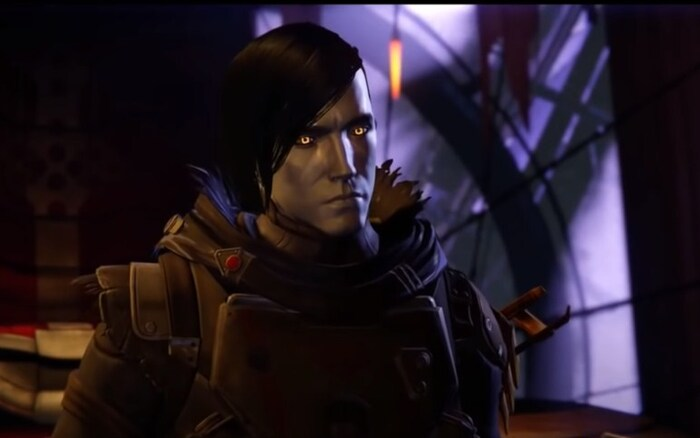 Принц Ульдрен Сов. Destiny 2