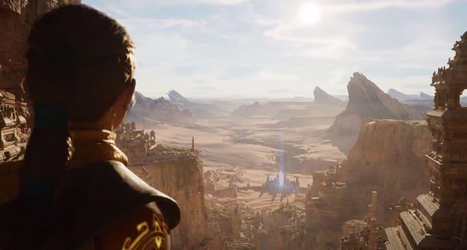 Epic Games продемонстрировали новый движок Unreal Engine 5