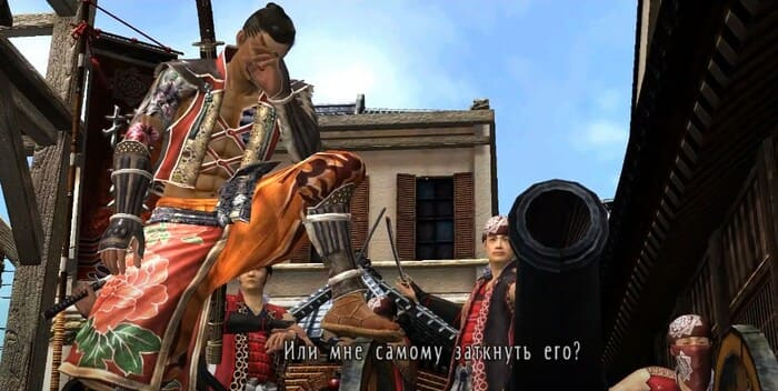 Way of the Samurai игры про самураев