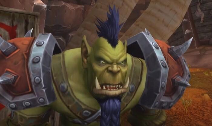 World of Warcraft игры про орков на пк