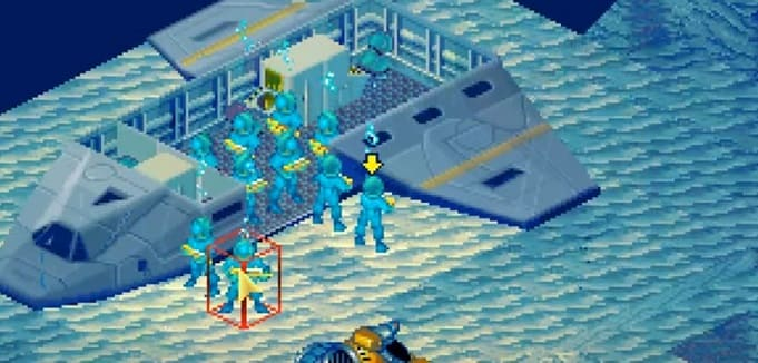 X-COM Terror From The Deep — легендарная игра