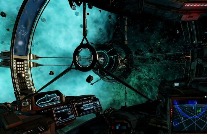 X Rebirth: The Teladi Outpost игры про космические симуляторы на пк