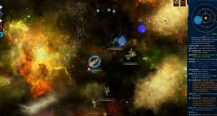Звездные призраки игры про космос на пк
