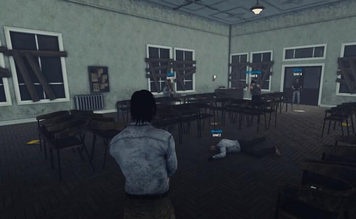 Dead Frontier 2 выживание в зомби апокалипсисе