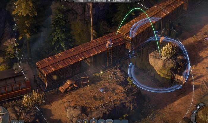 Desperados III одиночные игры 2020