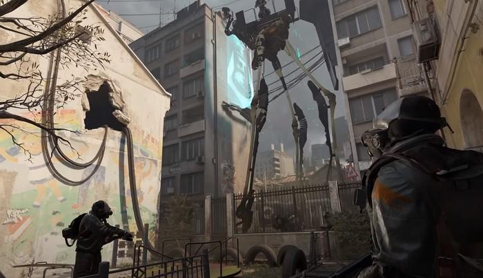 Half-Life Alyx одиночные игры 2020