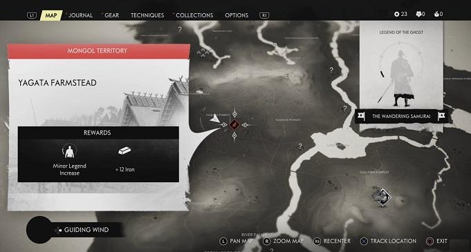 Ghost of Tsushima - особенности проекта и краткий обзор