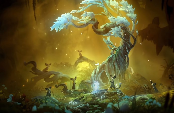 Ori and the Will of the Wisps одиночные игры 2020