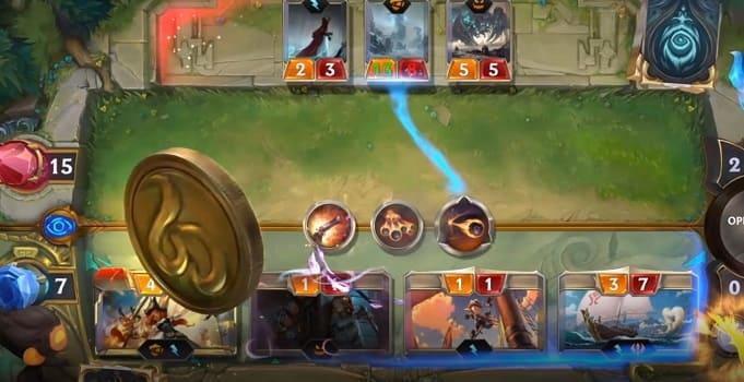 стоит ли играть в legends of runeterra
