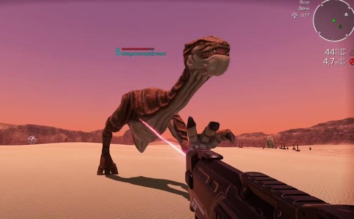 Empyrion — Galactic Survival геймлей