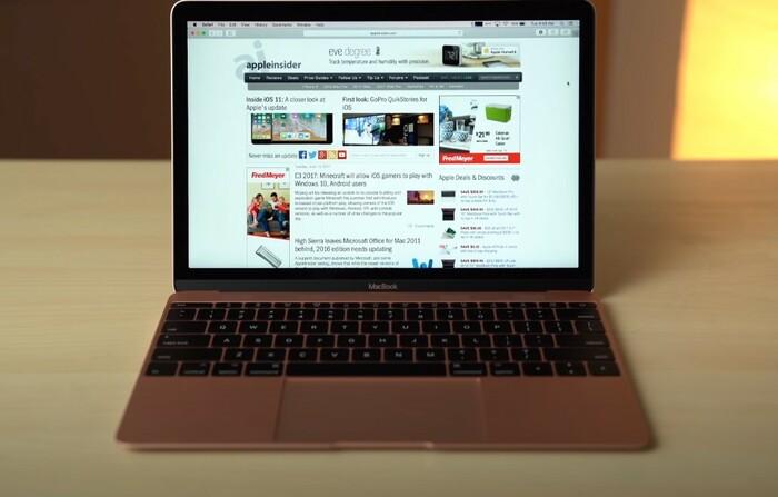 Apple MacBook 12 Mid 2017