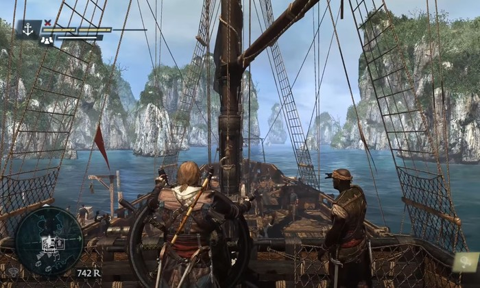 assassins creed 4 black flag игры серии