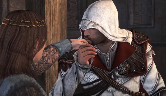 Assassins Creed Brotherhood игры серии
