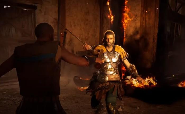 assassins creed odyssey игры серии
