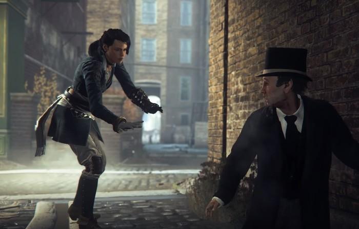 assassins creed syndicate игры серии