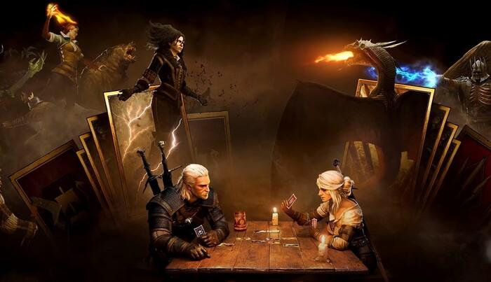 игры серии ведьмак